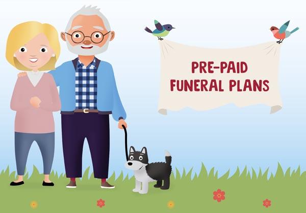 prepaid funerals